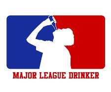 major league drinker t shirt Major League Drinker T Shirt