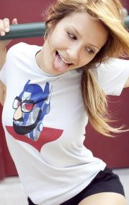 optimus prime transformers funny nose and glasses t shirt Funny Nose and Glasses Transformers Optimus Prime  T Shirt