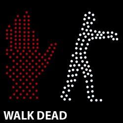 walk dead t shirt Zombie Crosswalk Walk Dead T Shirt