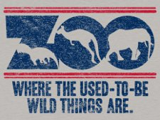 zoo where the used to be wild things are t shirt Zoo Where the Used to Be Wild Things Are T Shirt