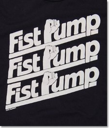 fist pump t shirt Jersey Shore Fist Pump T Shirt