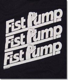 fist pump t shirt Jersey Shore Fist Pump T Shirt