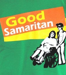 good samaritan t shirt Good Samaritan T Shirt