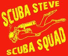 scuba steve scuba squad t shirt Big Daddy Scuba Steve Scuba Squad T Shirt
