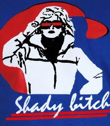 shady bitch t shirt Shady Bitch T Shirt