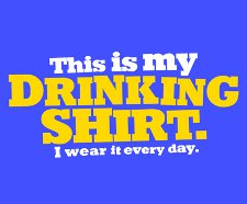 this is my drinking shirt i wear it every day t shirt This is My Drinking Shirt I Wear It Every Day T Shirt