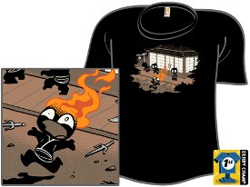 unstealthiest ninja t shirt Shop Review: Shirt Woot Just Like Regular Woot Effin Awesome