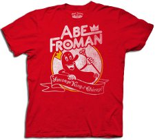 abe froman sausage king of chicago t shirt Ferris Buellers Day Off Abe Froman Sausage King of Chicago T Shirt
