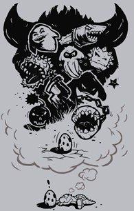 bad dreams t shirt Super Mario Bad Dreams T Shirt