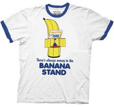 bluths frozen banana stand t shirt Arrested Development Theres Always Money in the Banana Stand T shirt