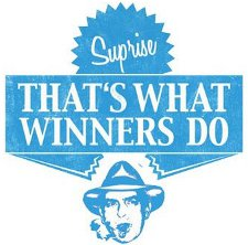 charlie sheen surprise thats what winners do Charlie Sheen Surprise Thats What Winners Do T Shirt