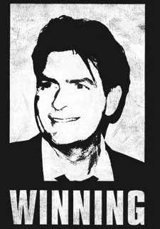 charlie sheen winning t shirt Charlie Sheen Winning Tee