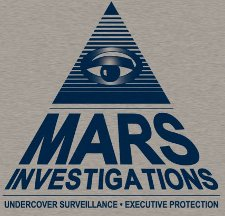 mars investigations t shirt Veronica Mars Investigations Undercover Surveillance Executive Protection T Shirt
