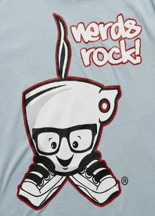 nerds rock t shirt Javaboi Industries Tees Celebrate Coffee Consumption