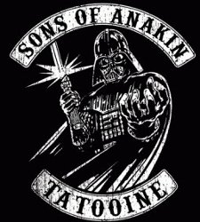 sons of anakin t shirt Star Wars Darth Vader Sons of Anakin Tatooine T Shirt