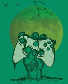 undead gamer t shirt Undead Gamer T Shirt