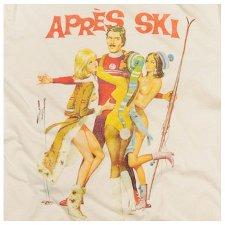 apres ski t shirt Apres Ski T Shirt