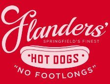 flanders hot dogs no footlongs t shirt The Simpsons Flanders Hot Dogs No Footlongs T Shirt