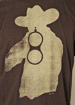 get off t shirt Get Off Shotgun T Shirt