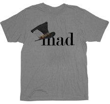 mad hatter t shirt Alice in Wonderland Mad Hatter T Shirt