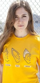 nerd ears t shirt Nerd Ears T Shirt