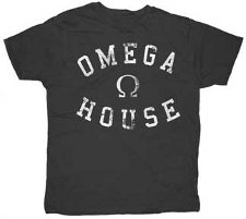omega house t shirt Animal House Omega House T Shirt