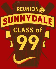 reunion sunnydale class of 99 t shirt Buffy the Vampire Slayer Sunnydale Reunion Class of 99 T Shirt