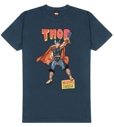 thor core t shirt Thor T Shirts Thunder Onto the Market and Hammer Your Senses With Pleasure
