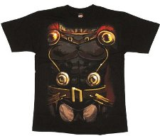 thor costume t shirt Thor T Shirts Thunder Onto the Market and Hammer Your Senses With Pleasure