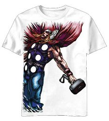 thor serving hammer t shirt Thor T Shirts Thunder Onto the Market and Hammer Your Senses With Pleasure