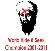world hide and seek champion 2001 2011 t shirt Funny Osama Bin Laden T Shirts For Your Morbid and Vindictive Pleasure