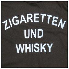 zigaretten und whisky t shirt Zigaretten Und Whiskey T Shirt