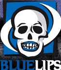 bluelips logo Blue Lips: Turns Out the Grim Reaper Has a Sense of Humor