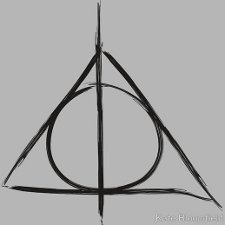 deathly hallows t shirt Funny Harry Potter T Shirts Are Magic