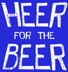 heer for the beer Heer For the Beer T Shirt