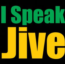 i speak jive Airplane I Speak Jive T Shirt