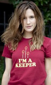 im a keeper t shirt Funny Harry Potter T Shirts Are Magic