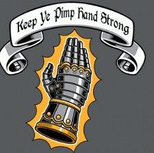 keep ye pimp hand strong t shirt Keep Ye Pimp Hand Strong T Shirt