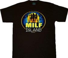 milf island t shirt 30 Rock MILF Island T Shirt