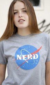 nasa nerd t shirt NASA Nerd T Shirt