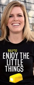 rule 32 enjoy the little things t shirt Zombieland Rule #32 Enjoy the Little Things T Shirt