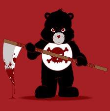 scare bear t shirt Scare Bear T Shirt