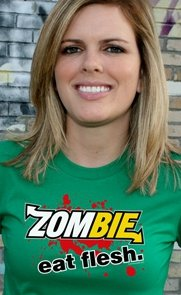 zombie eat flesh Subway Zombie Eat Flesh T Shirt