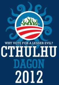 Cthulhu Dagon 2012 T Shirt Cthulhu Dagon 2012 T Shirt