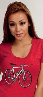 bicycle roadie t shirt Road Bike Roadie T Shirt