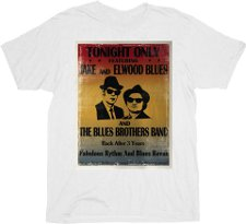 blues brothers poster t shirt Blues Brothers Poster T Shirt
