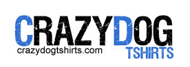 crazy dog t shirts logo Crazy Dog T Shirts Coupon Code 10% Off