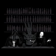 dark lords happy hour t shirt Funny Harry Potter T Shirts Are Magic