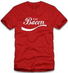 enjoy bacon t shirt Enjoy Bacon T Shirt