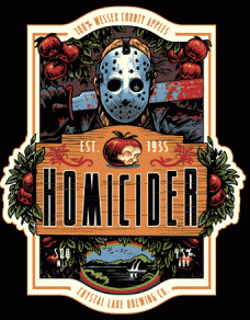 homicider t shirt Friday the 13th Jason Homicider T Shirt